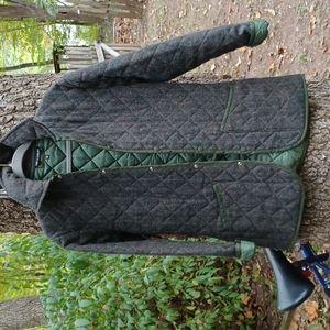 Shetland Wool coat